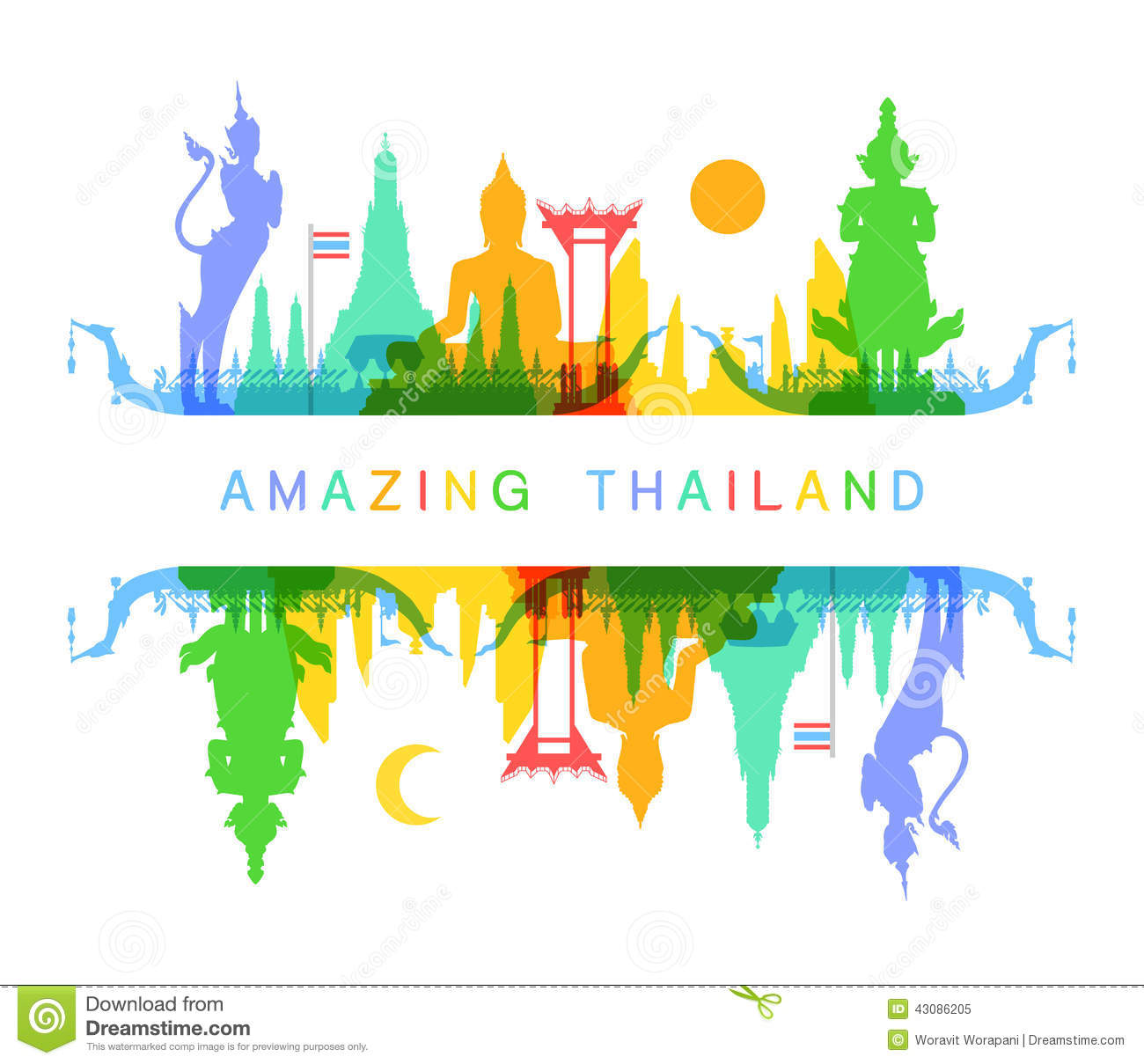 Thailand clipart #20, Download drawings