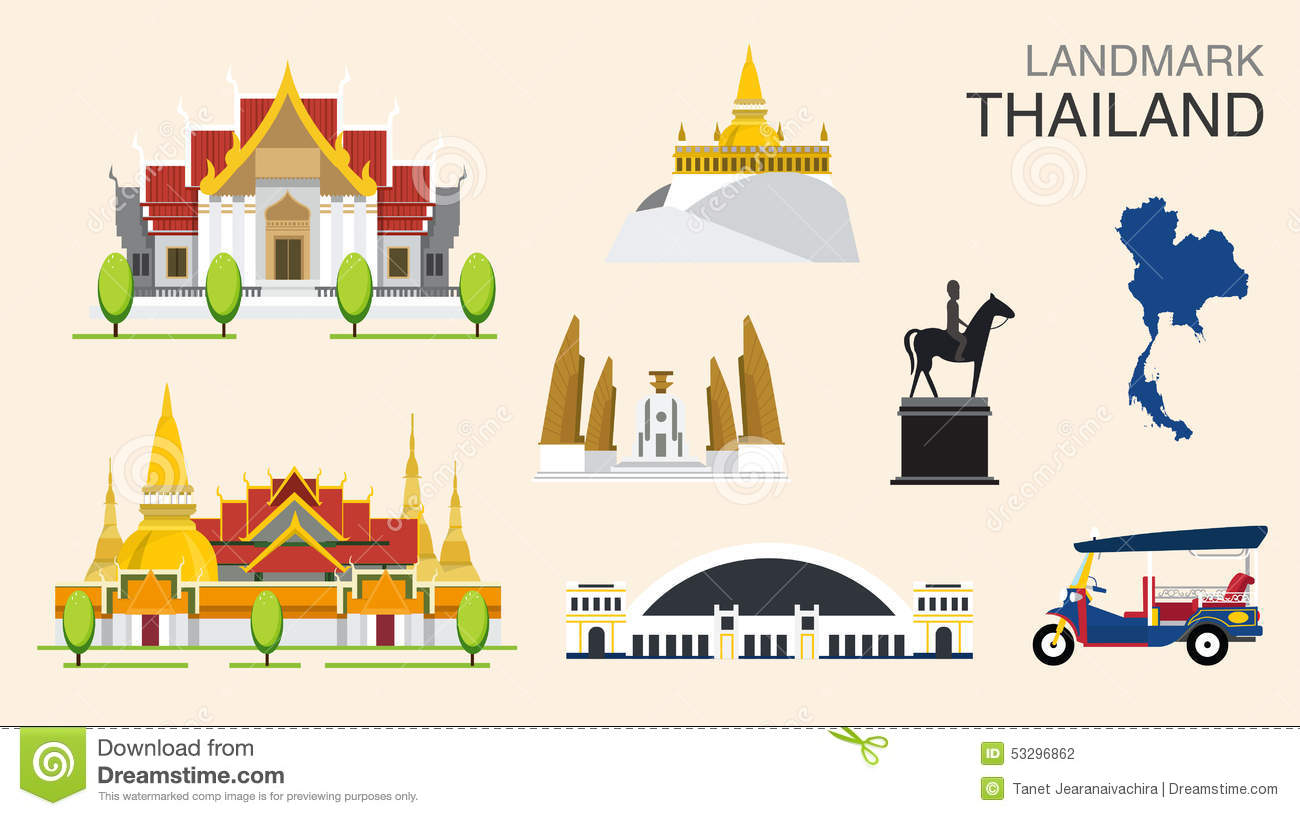 Thailand clipart #13, Download drawings