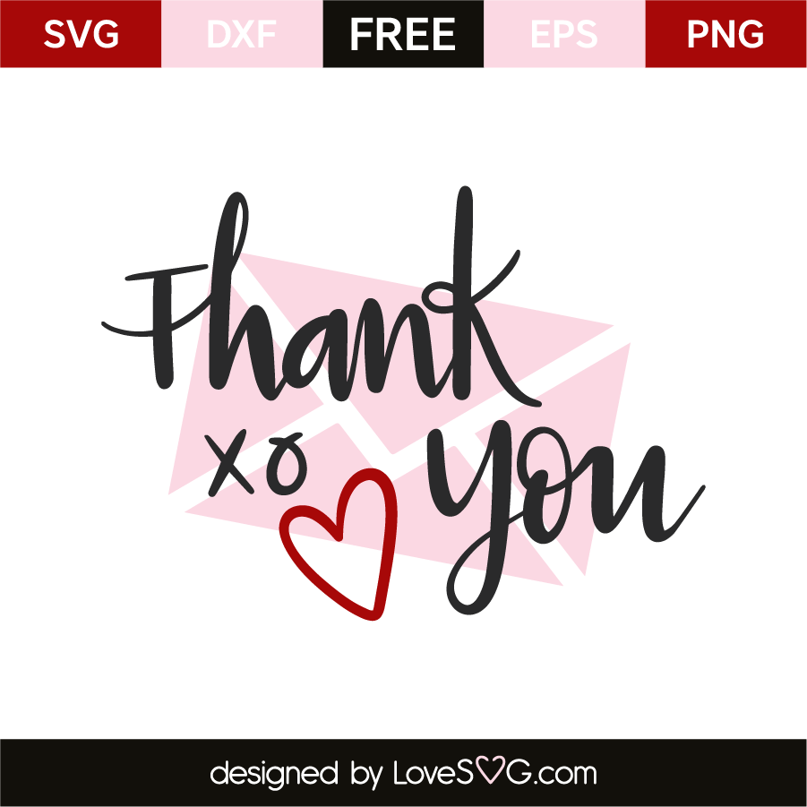 thank you svg #848, Download drawings