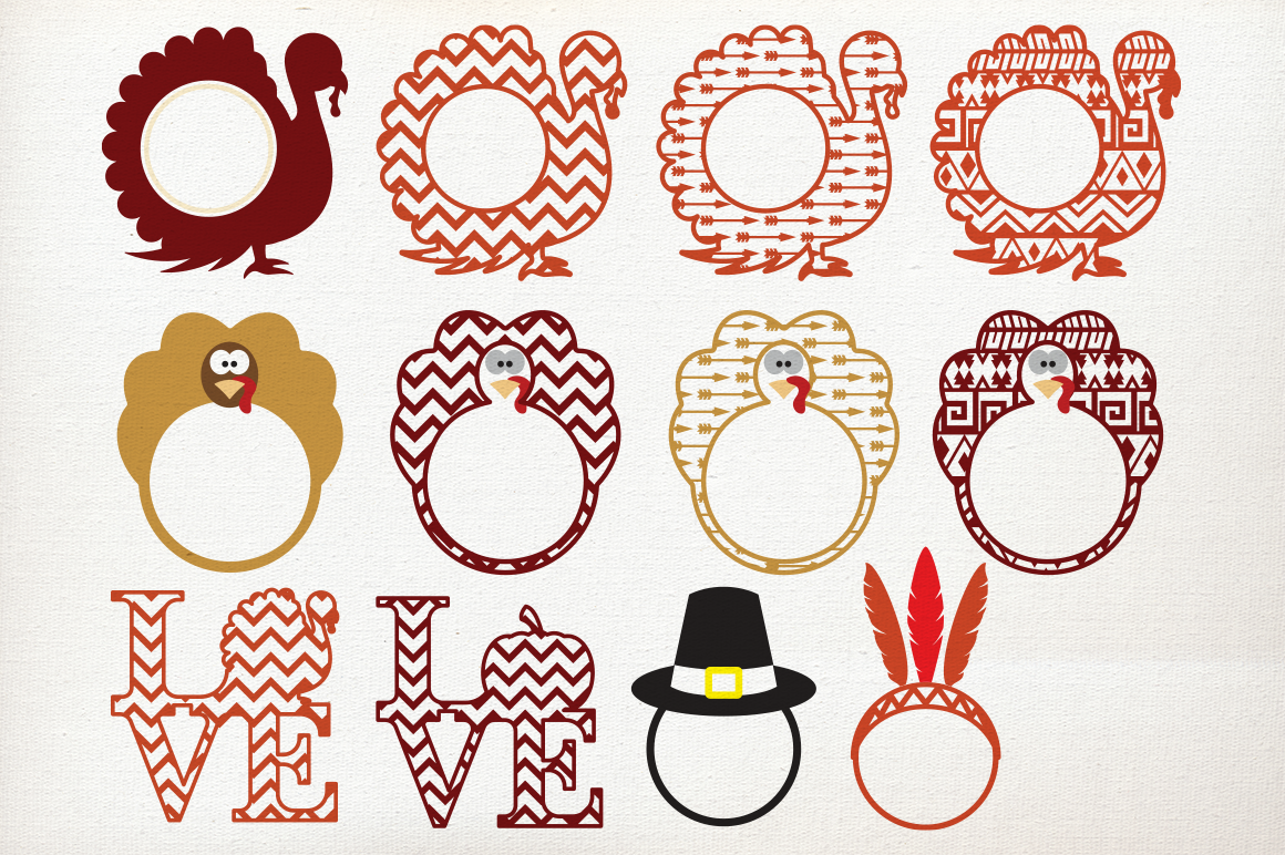 ThanksGiving svg #2, Download drawings