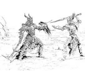 The Elder Scrolls coloring #12, Download drawings