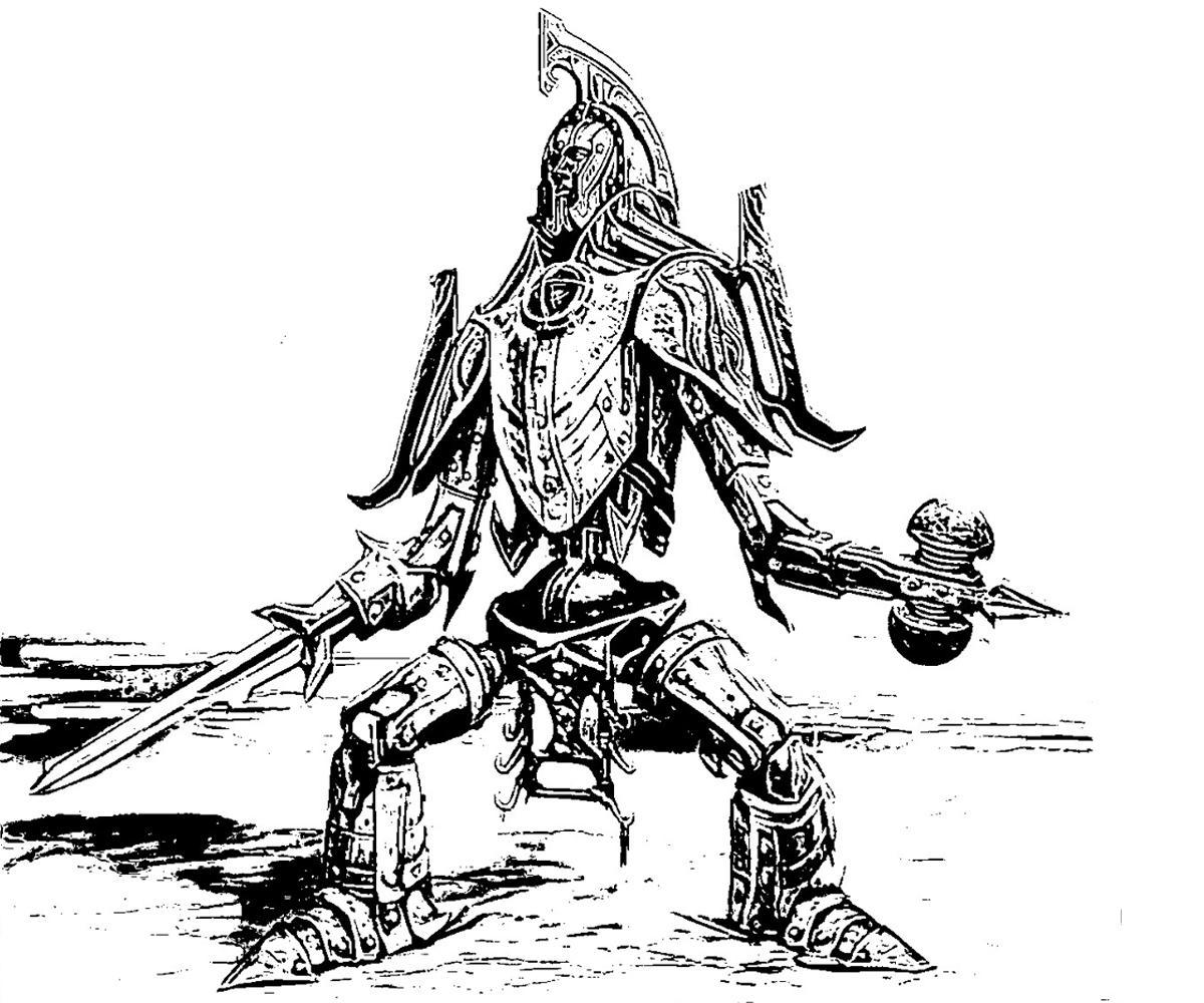 The Elder Scrolls coloring #7, Download drawings