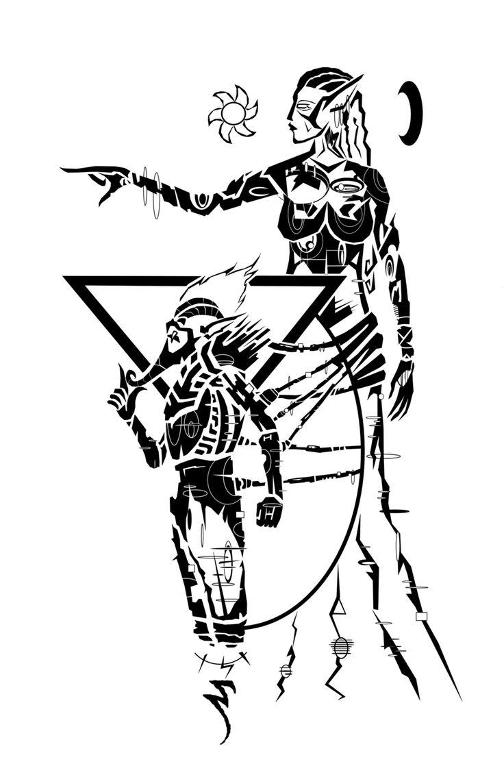 The Elder Scrolls III: Morrowind coloring #16, Download drawings