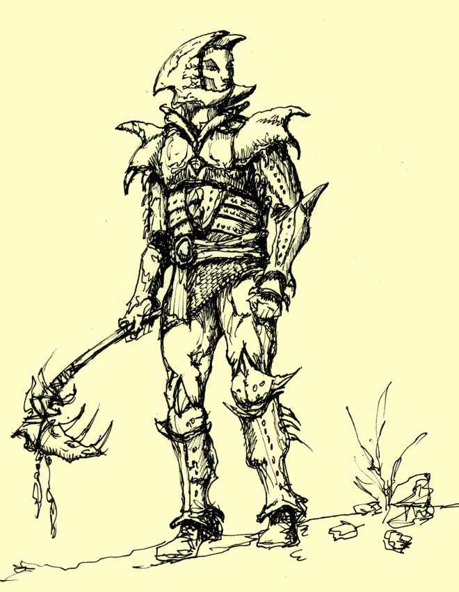 The Elder Scrolls III: Morrowind coloring #9, Download drawings