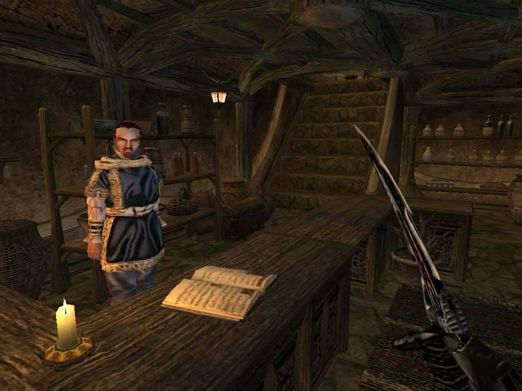 The Elder Scrolls III: Morrowind coloring #10, Download drawings