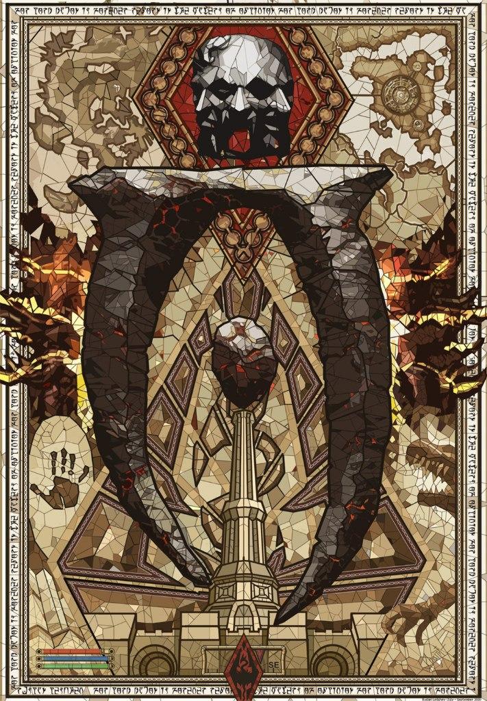 The Elder Scrolls IV: Oblivion coloring #15, Download drawings
