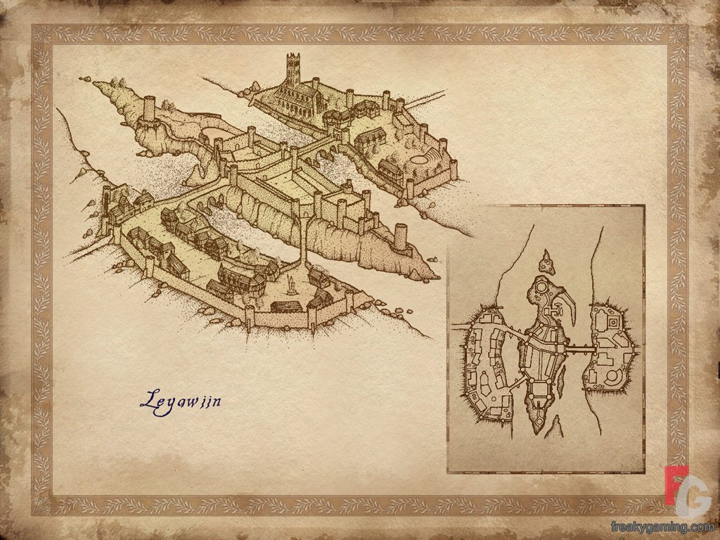 The Elder Scrolls IV: Oblivion coloring #3, Download drawings