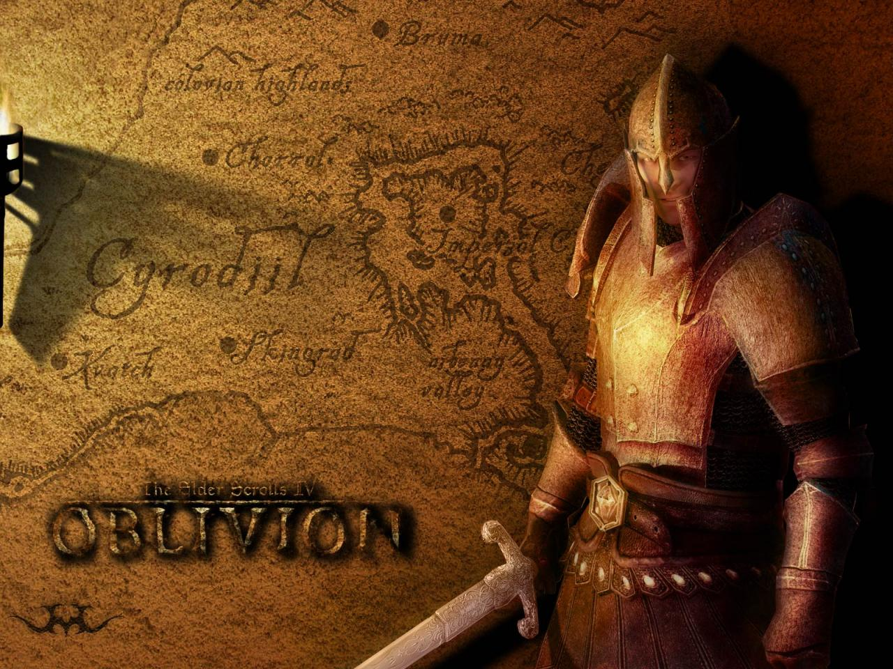 The Elder Scrolls IV: Oblivion coloring #8, Download drawings
