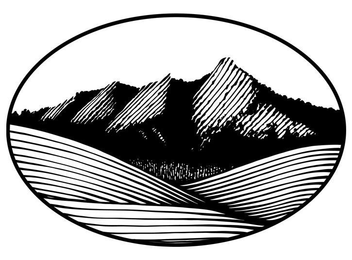 The Flatirons clipart #16, Download drawings