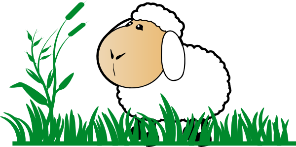 The Flock clipart #13, Download drawings