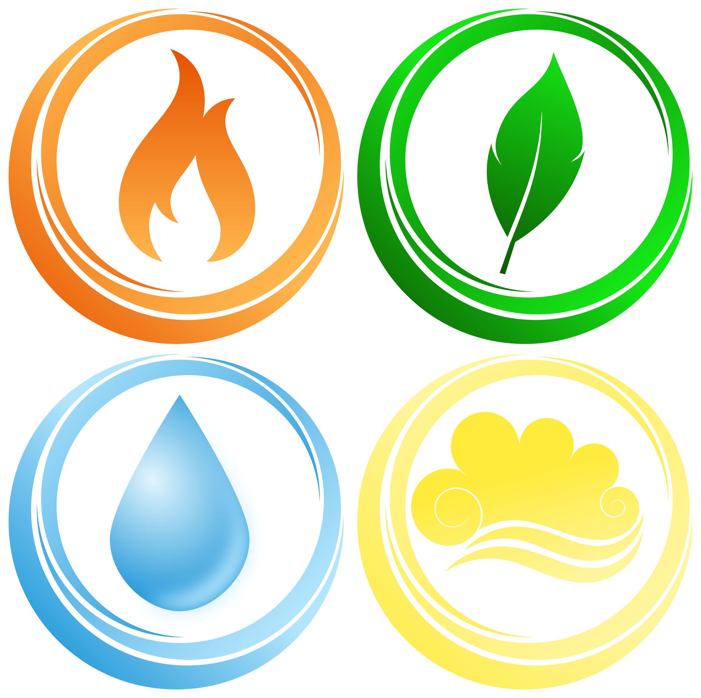 The Four Elements clipart #9, Download drawings