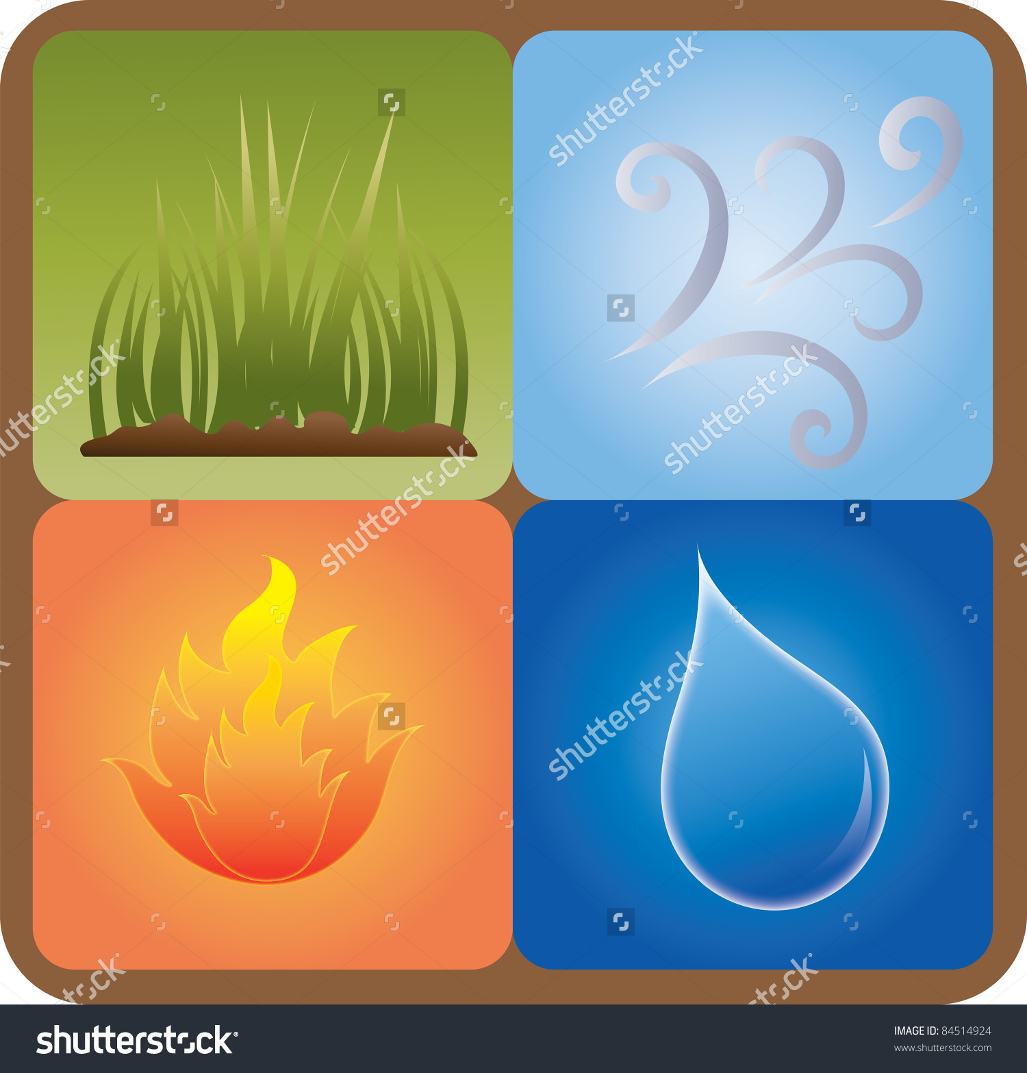 The Four Elements clipart #8, Download drawings