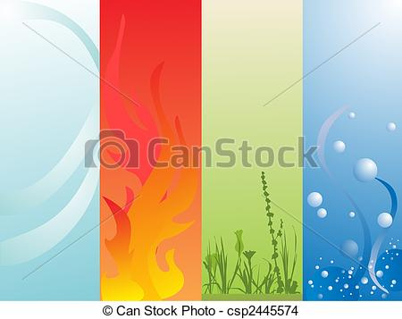 The Four Elements clipart #14, Download drawings