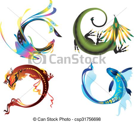 The Four Elements clipart #11, Download drawings