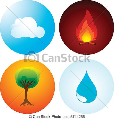 The Four Elements clipart #17, Download drawings