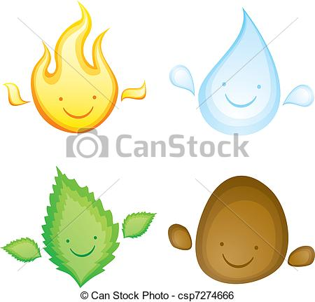 The Four Elements clipart #16, Download drawings