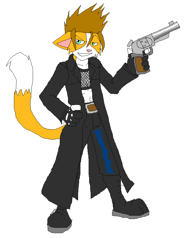 The Gunslinger clipart #3, Download drawings