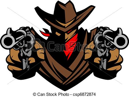 The Gunslinger clipart #13, Download drawings