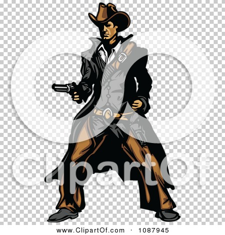 The Gunslinger clipart #14, Download drawings