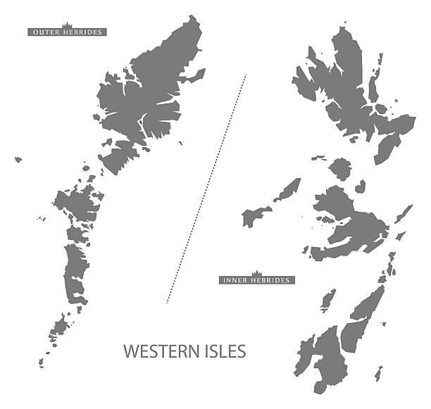 The Hebrides clipart #4, Download drawings