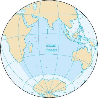 The Indian Ocean clipart #2, Download drawings