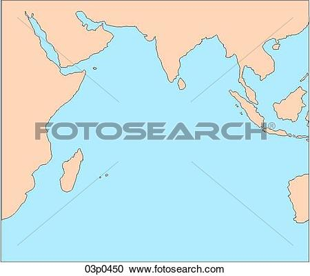 The Indian Ocean clipart #12, Download drawings