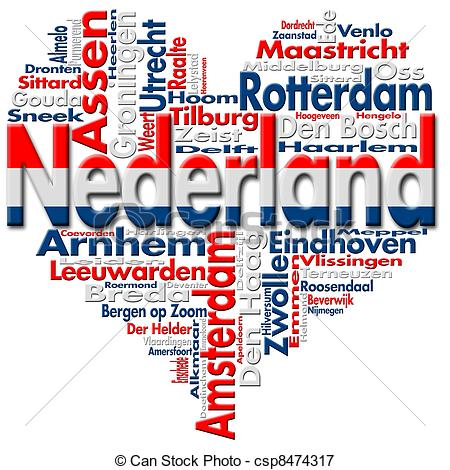 The Netherlands clipart #3, Download drawings