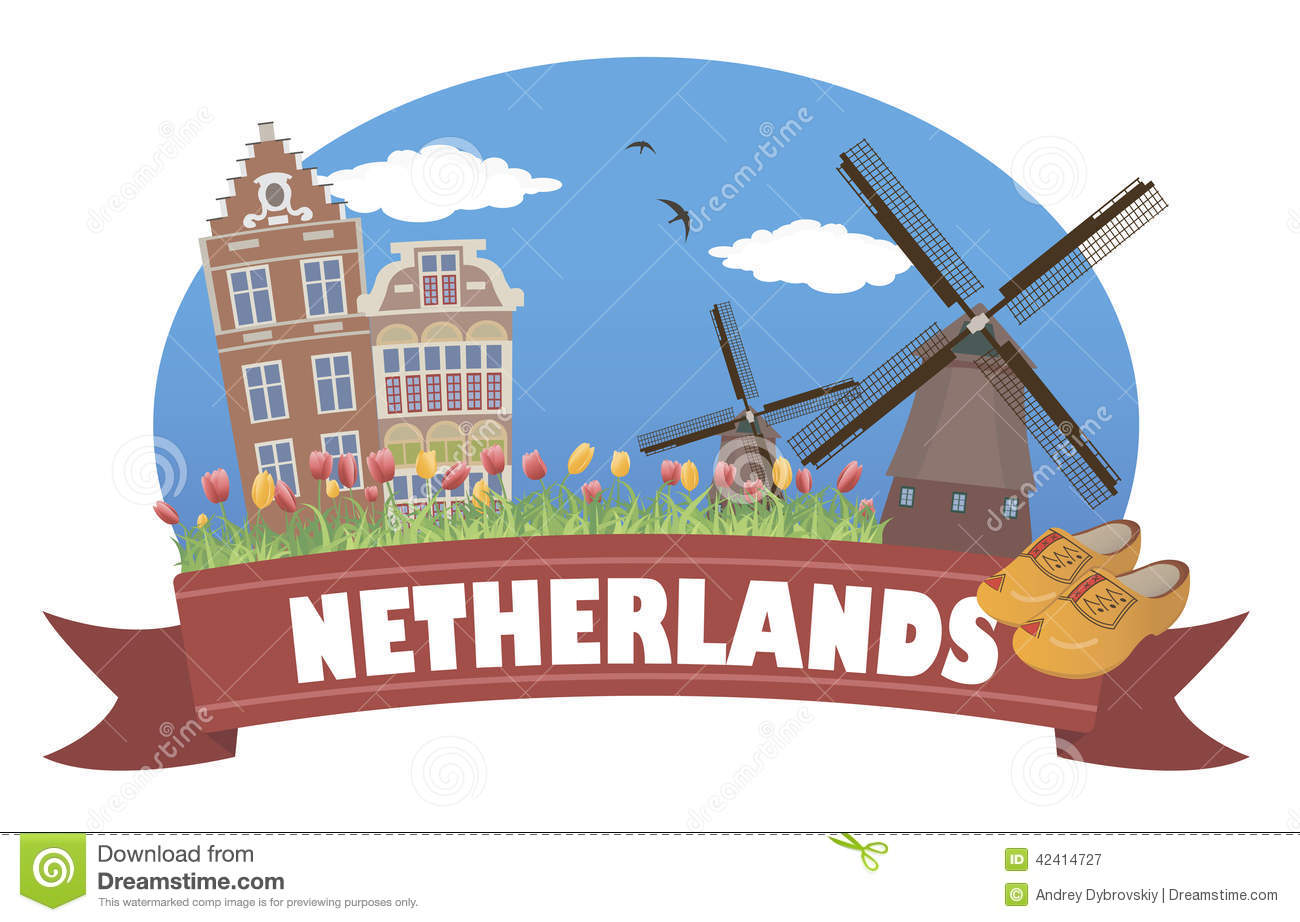 The Netherlands clipart #19, Download drawings