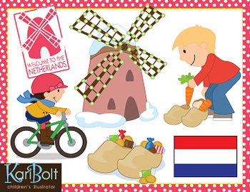 The Netherlands clipart #12, Download drawings