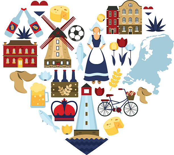 The Netherlands clipart #4, Download drawings