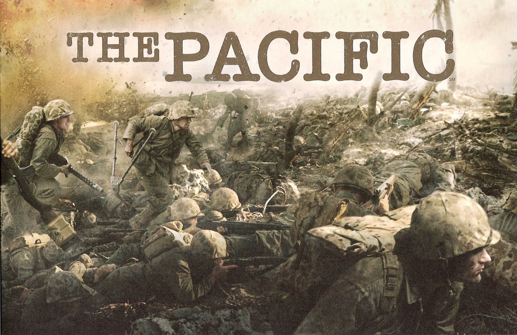 The Pacific (TV Show) clipart #3, Download drawings