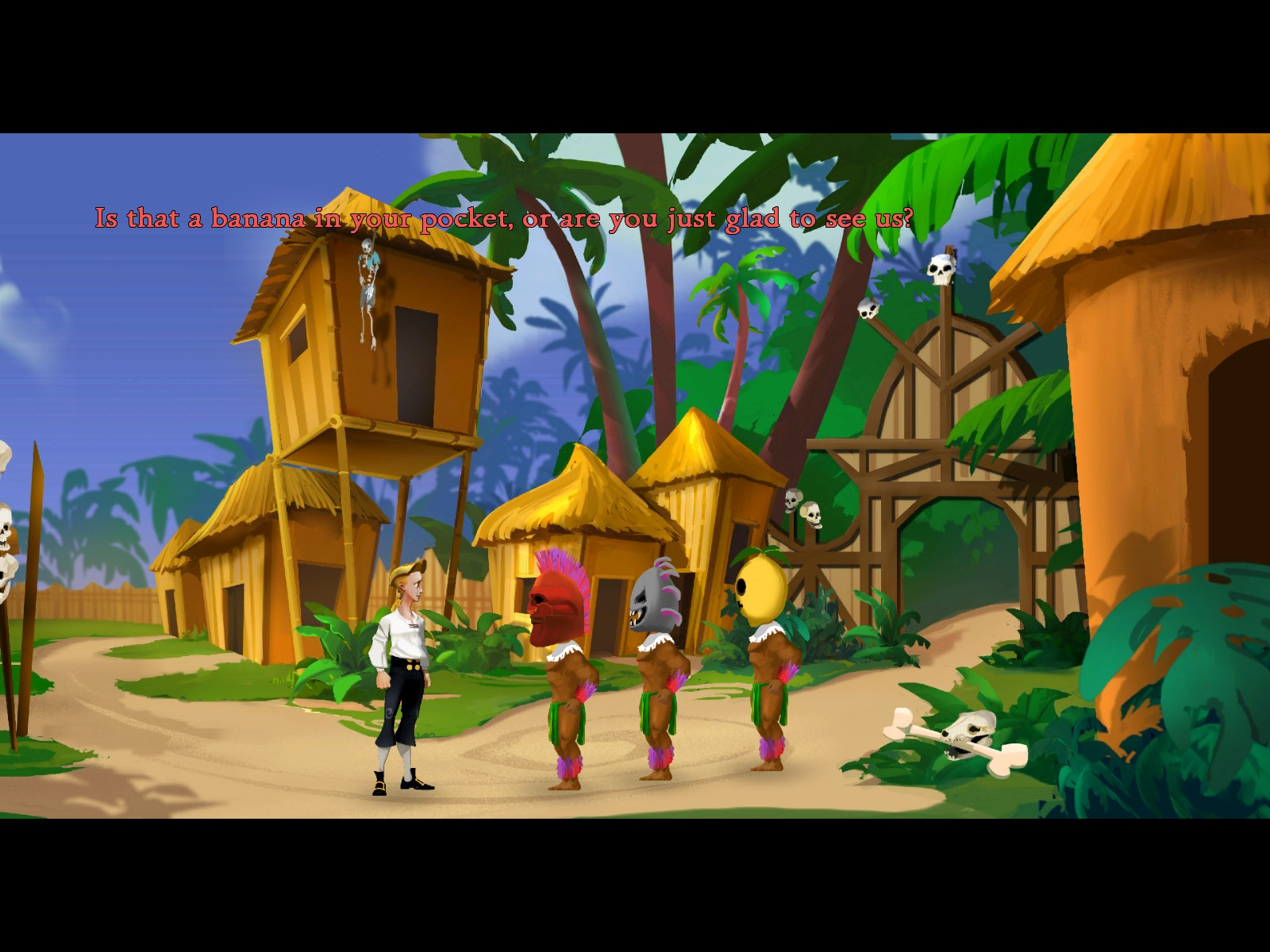 The Secret Of Monkey Island clipart #12, Download drawings