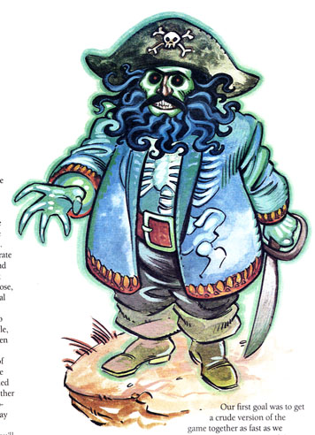 The Secret Of Monkey Island clipart #9, Download drawings