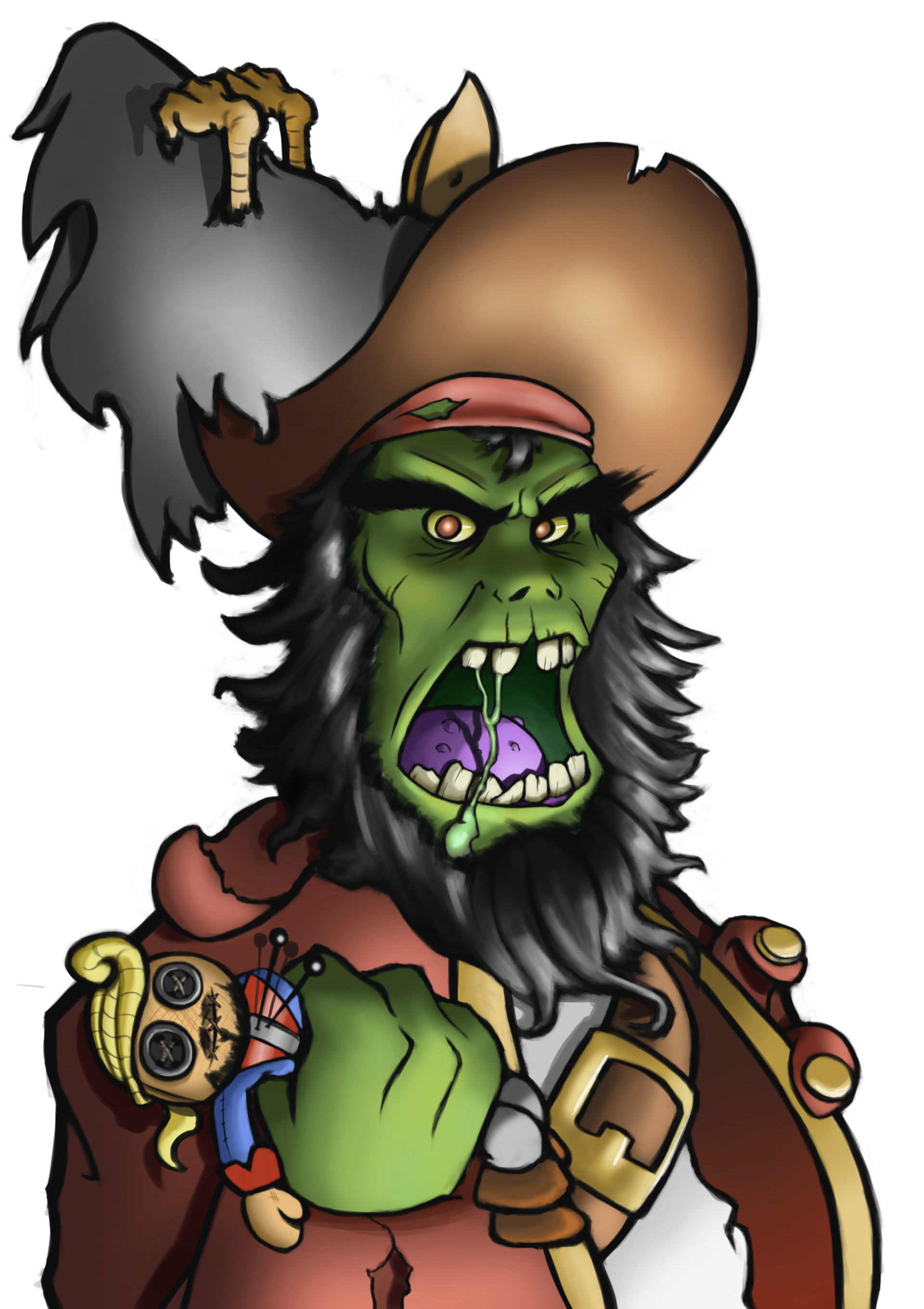 The Secret Of Monkey Island clipart #10, Download drawings