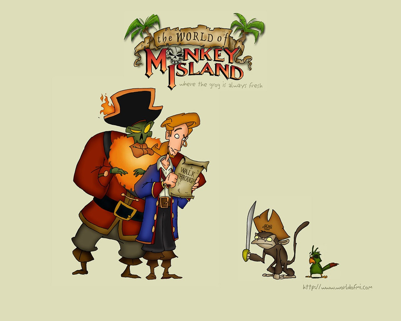 The Secret Of Monkey Island clipart #7, Download drawings