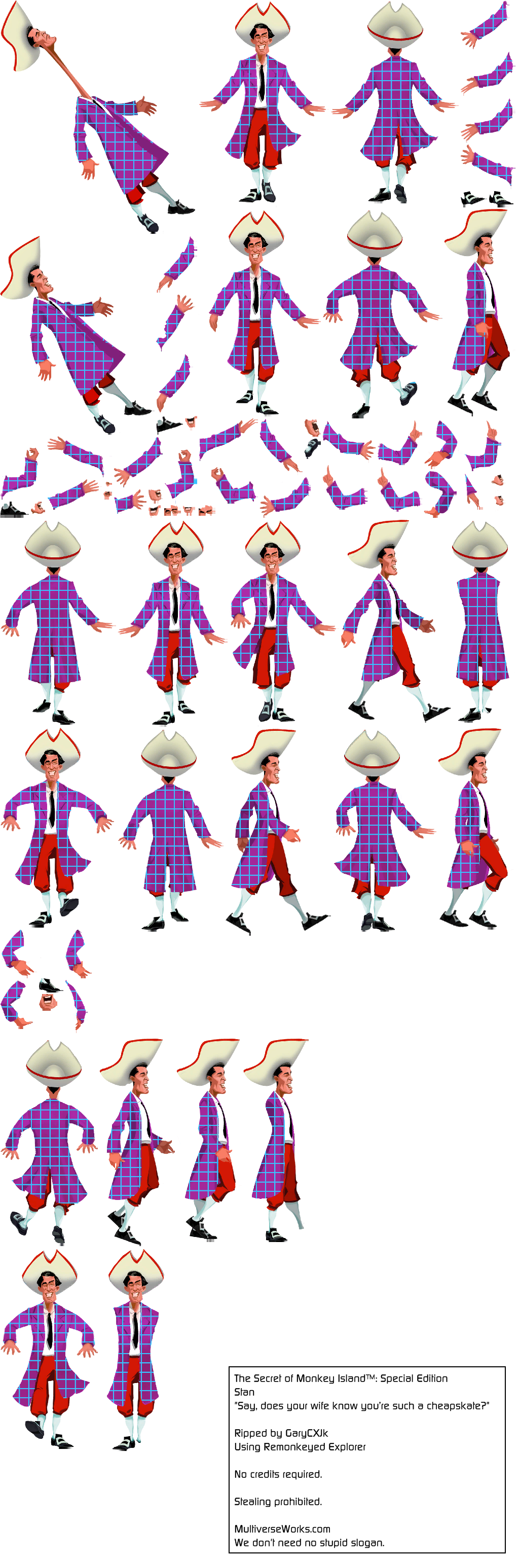 The Secret Of Monkey Island clipart #4, Download drawings