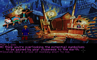 The Secret Of Monkey Island clipart #20, Download drawings