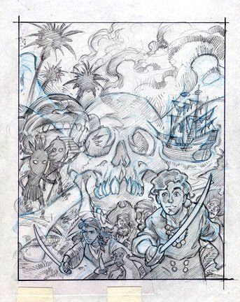 The Secret Of Monkey Island coloring #9, Download drawings