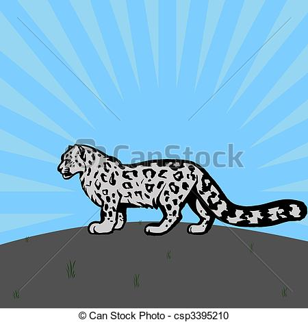 The Snow Leopards clipart #6, Download drawings