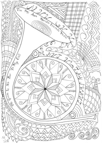 The Wheel Of Time coloring #11, Download drawings