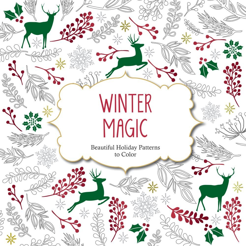 The Winter Of Magic coloring #20, Download drawings