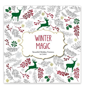 The Winter Of Magic coloring #4, Download drawings