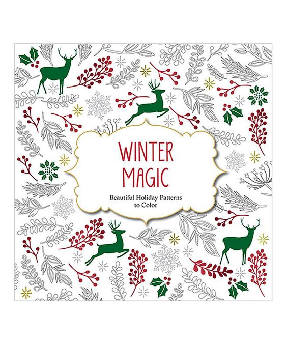 The Winter Of Magic coloring #5, Download drawings