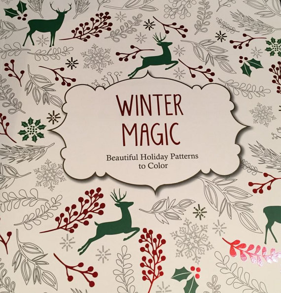 The Winter Of Magic coloring #8, Download drawings