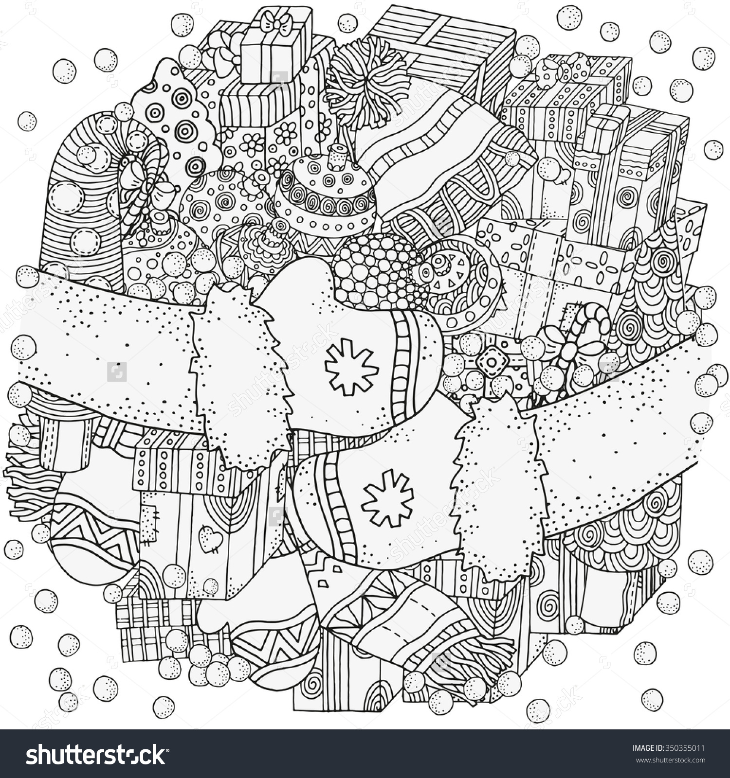 The Winter Of Magic coloring #13, Download drawings