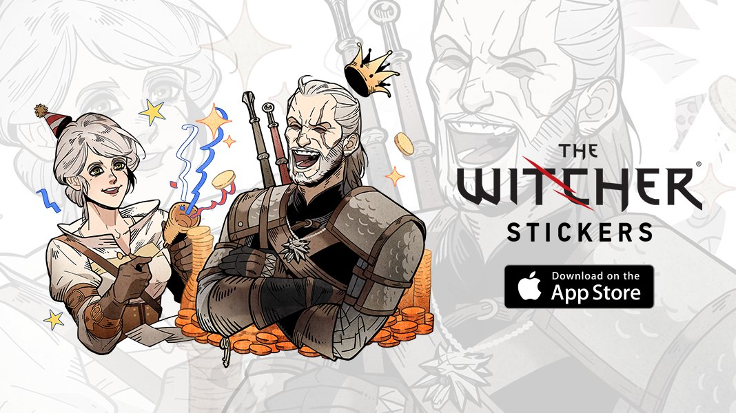 The Witcher clipart #13, Download drawings