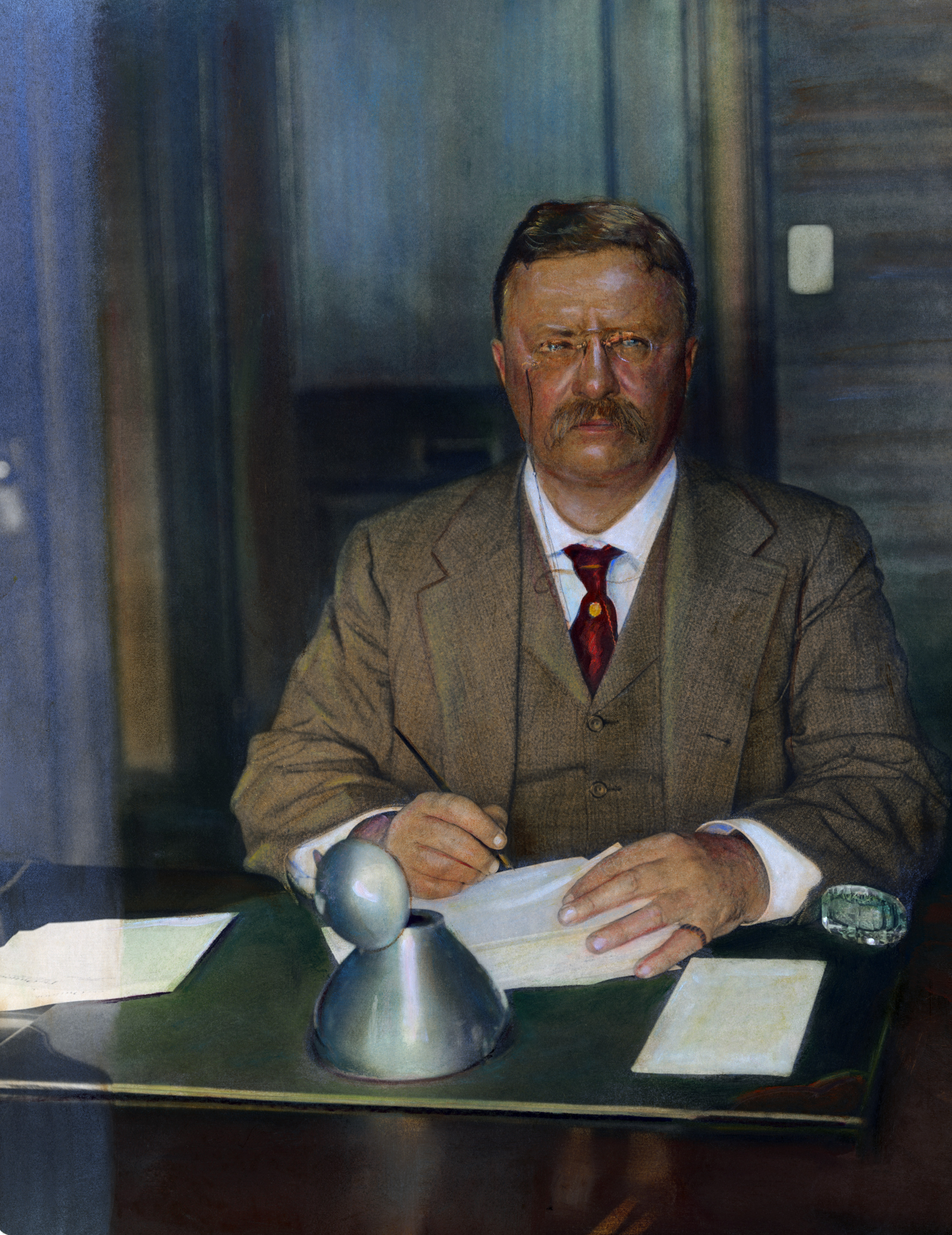 Theodore Roosevelt coloring #2, Download drawings