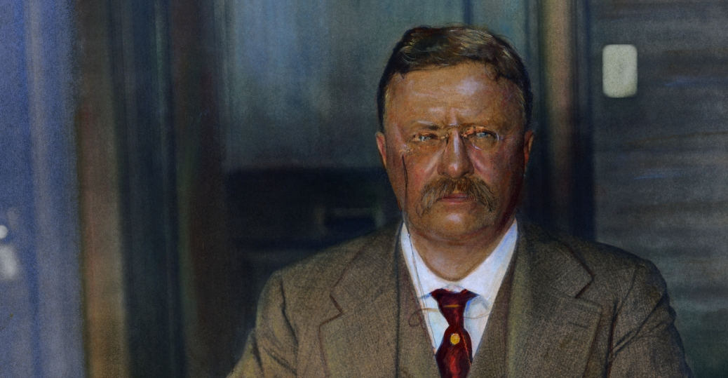 Theodore Roosevelt coloring #10, Download drawings
