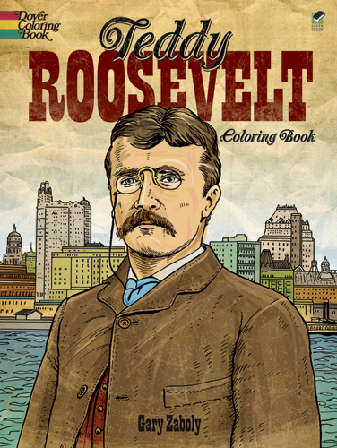 Theodore Roosevelt coloring #1, Download drawings