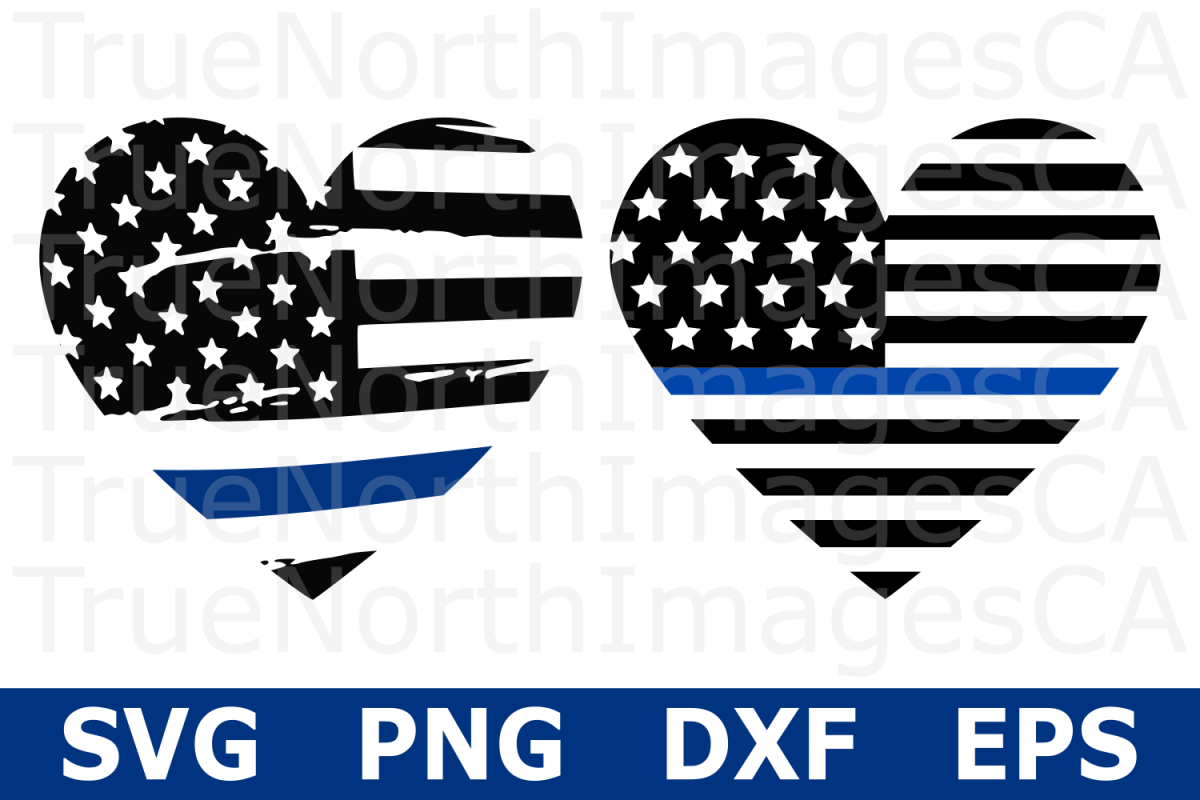 thin blue line flag svg #83, Download drawings